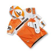 Short Sleeve Jersey Six-Days No 76(with socks & hat)